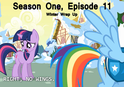 alicorn,foreshadow,twilight sparkle,winter wrap up