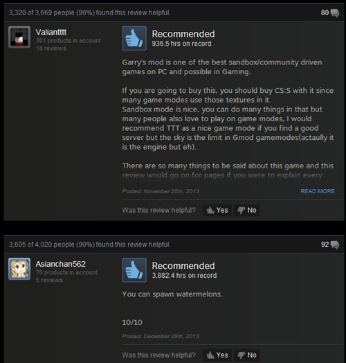 reviews,steam