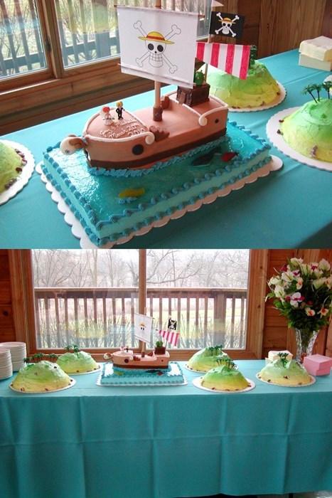 anime,cake