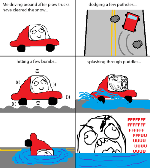 driving potholes rage - 8079398400