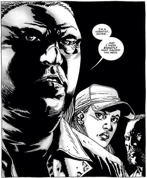 comic books season 4 The Walking Dead - 8079864064