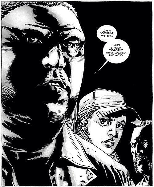 comic books season 4 The Walking Dead - 8079864064