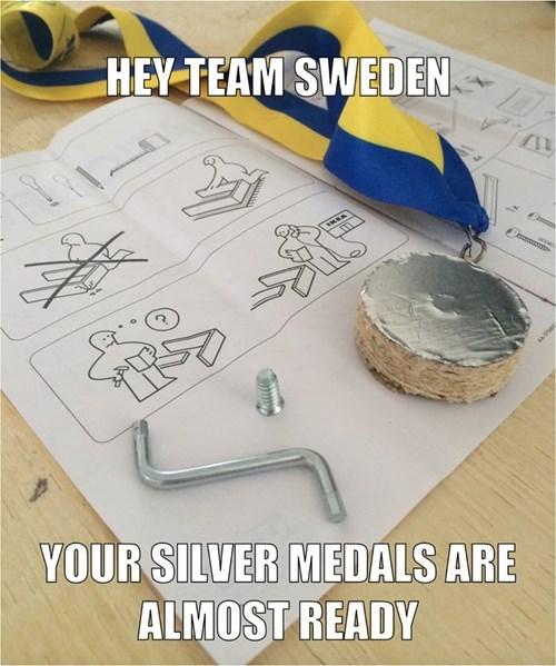 Canada,Sweden,olympics,Sochi 2014