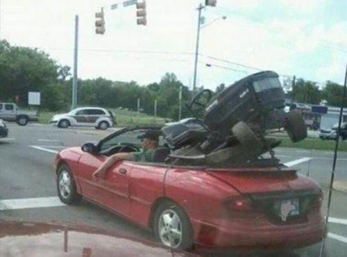 cars,driving,safety first,wtf,towing