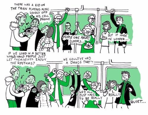 cellphones trains web comics - 8080404224