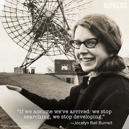 pulsars awesome science quote women - 8080550656
