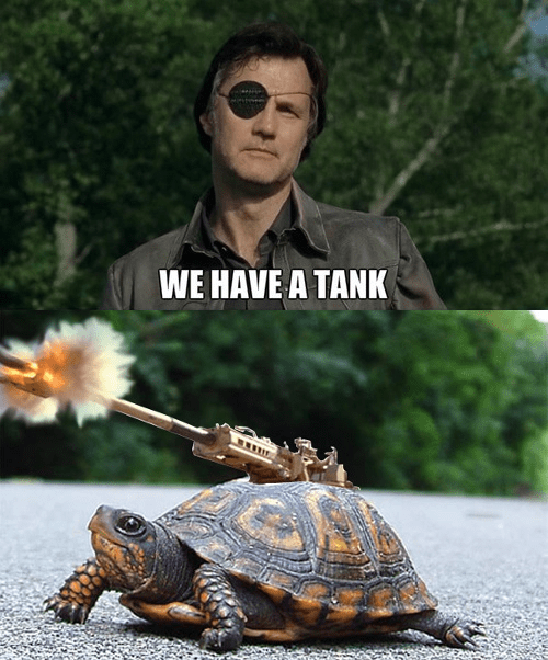 the governor panzer tank turtle - 8080651008