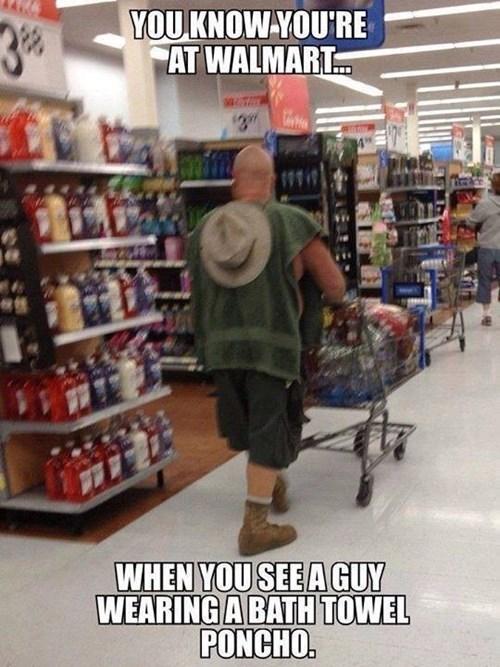 poorly dressed ponchos Walmart - 8080766976