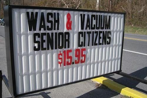 car wash monday thru friday sign work - 8080769280