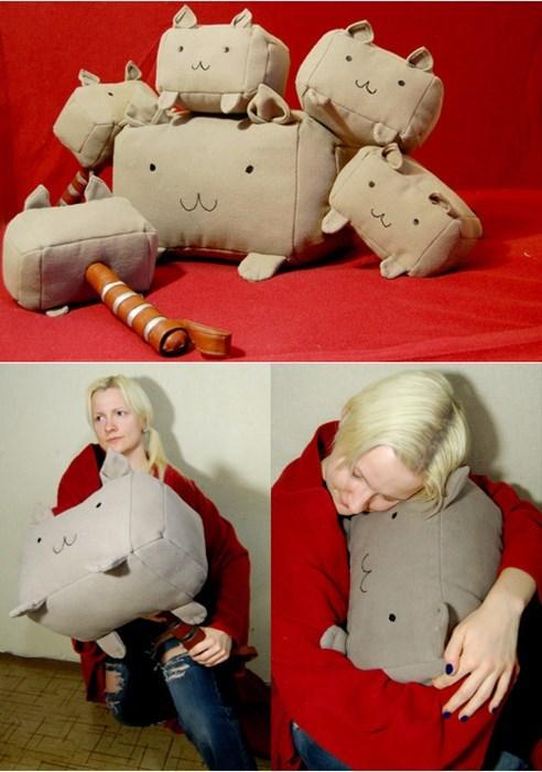 Cats etsy mjolnir Thor - 8080820992