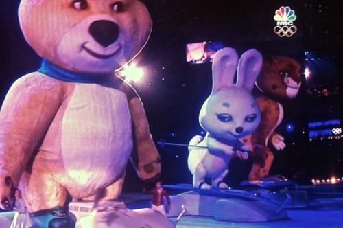 creepy olympics Sochi 2014 - 8080933632