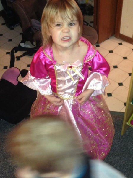 kids parenting princess