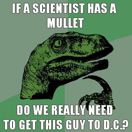 philosoraptor mullet The Walking Dead - 8081108480