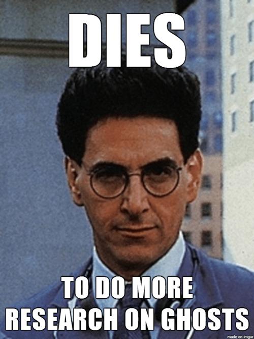 Harold Ramis, You Clever Bastard