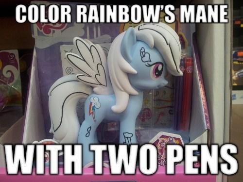 Hasbro toys rainbow dash - 8081845504
