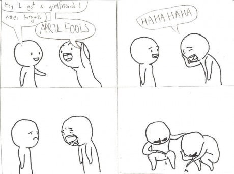 april fools dating forever alone web comics - 8081896448