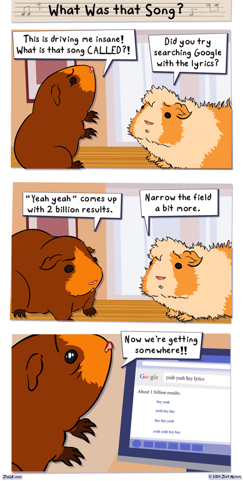 guinea pigs,Music,web comics