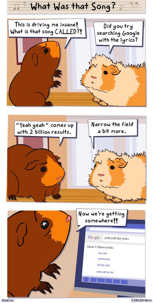 guinea pigs Music web comics - 8081908480