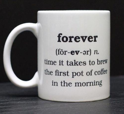 coffee,monday thru friday,mug,work,g rated