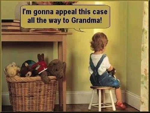 kids grandma time out parenting - 8081910784