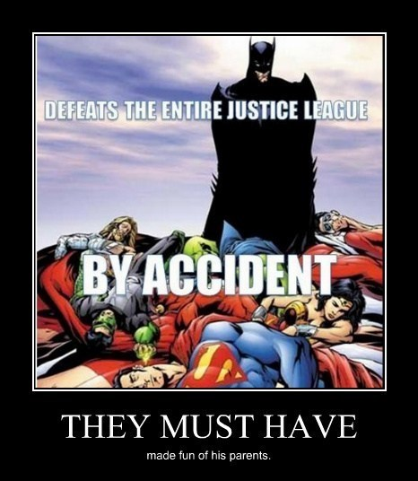 bad idea batman justice league funny - 8081924352