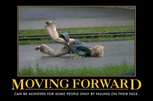 falling funny idiots moving forward - 8081925120