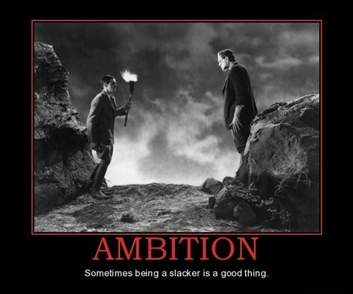 bad idea,ambition,funny