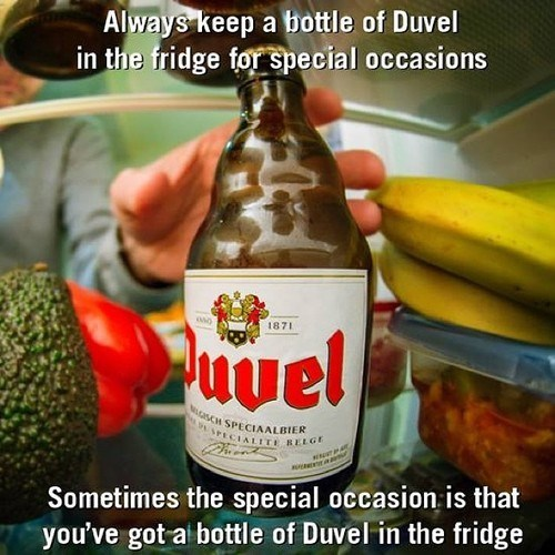 beer,good idea,funny,duvel