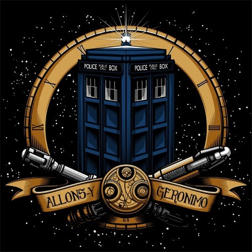 11th Doctor 10th doctor 50th anniversary tshirts - 8082392832
