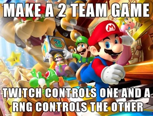 nintendo mario twitch RNG twitch plays pokemon - 8082418432