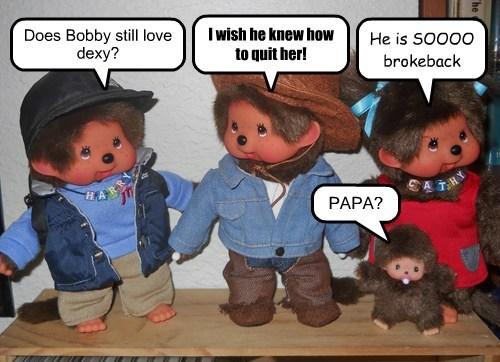 Does Bobby still love dexy?