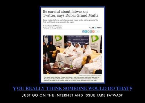 funny internet twitter fatwas - 8082905088