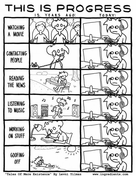 computers,progress,life,sad but true,web comics