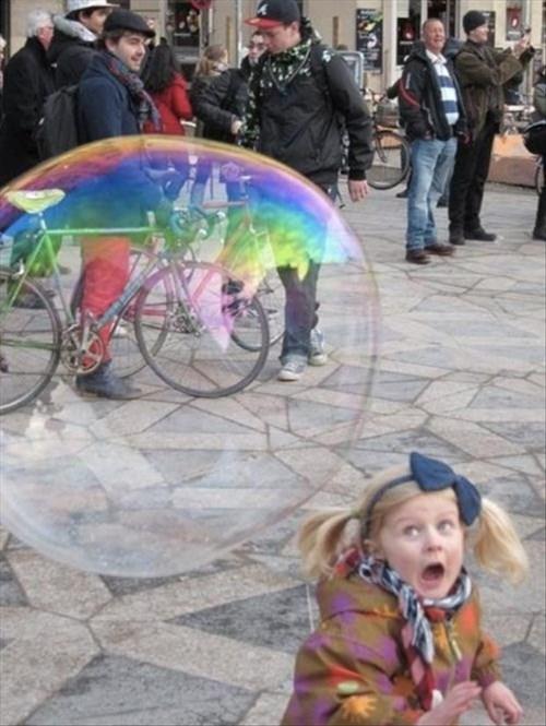 bubbles kids fear parenting