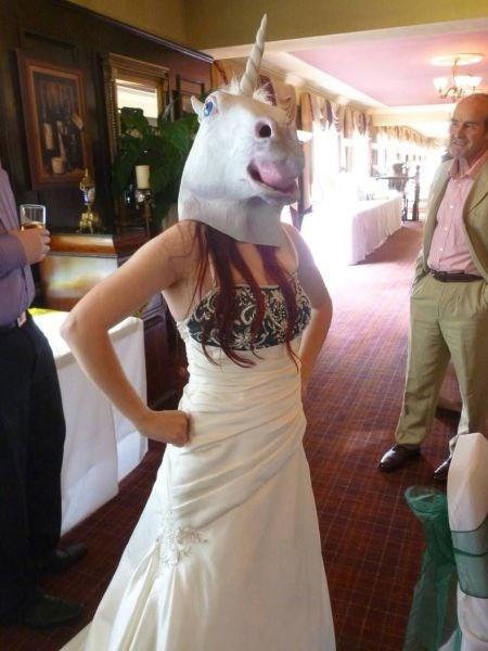 mask unicorn poorly dressed - 8083650560