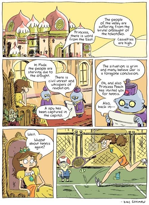 Super Mario bros web comics - 8083652608