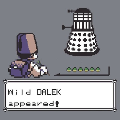 daleks,doctor who,tshirts