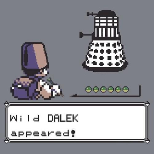daleks doctor who tshirts - 8083720448