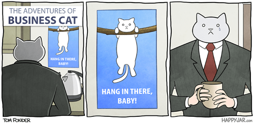Business Cat,Cats,web comics