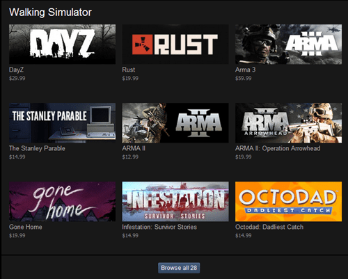 steam,walking,steam tags