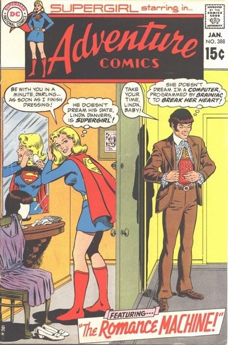 funny lies superheroes vintage