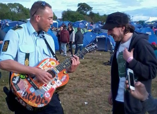 cops,random act of kindness,Music