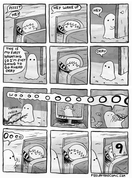 ghosts,web comics