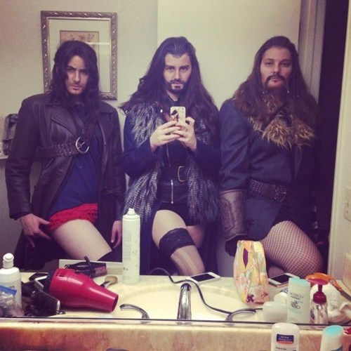cosplay dwarves thorin The Hobbit - 8084731392