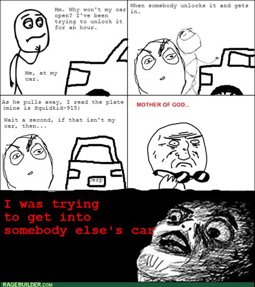 FAIL mother of god cars - 8084749824