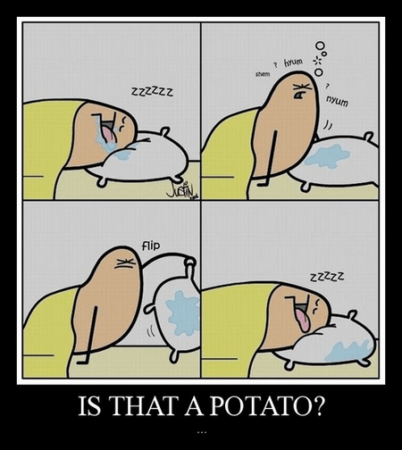 wtf comics potato funny - 8085057792