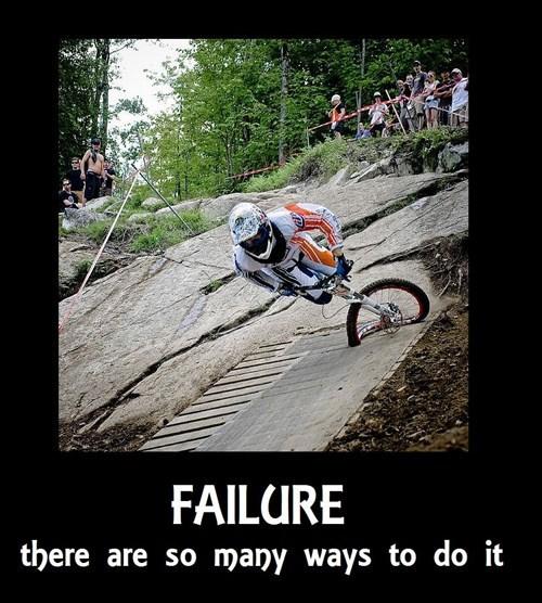 ouch FAIL bad idea bikes funny