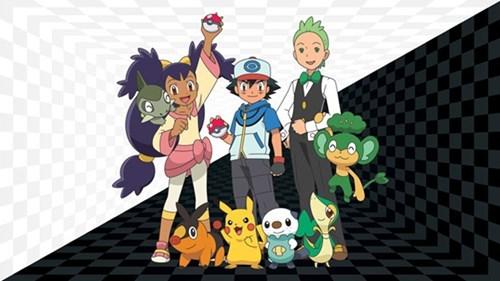 Pokémon,anime,netflix