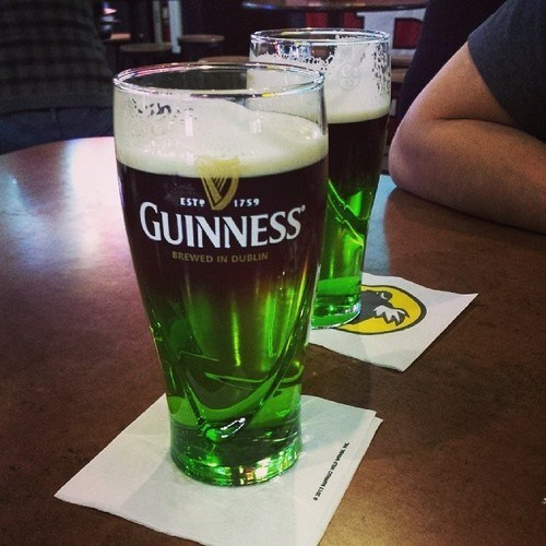 green beer St Patrick's Day awesome guinness - 8085402624