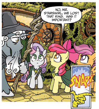 Lord of the Rings,cutie mark crusaders,starswirl
